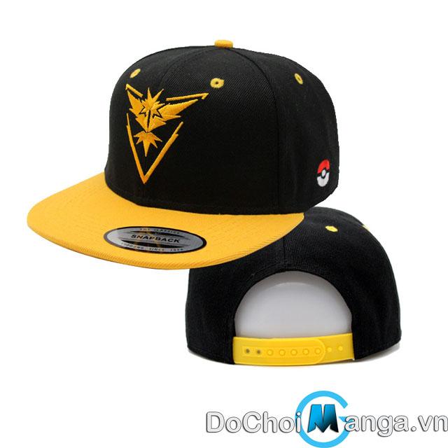 Mũ Snapback Instinct - Pokemon