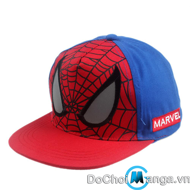 Mũ Snapback Spider Man MS1