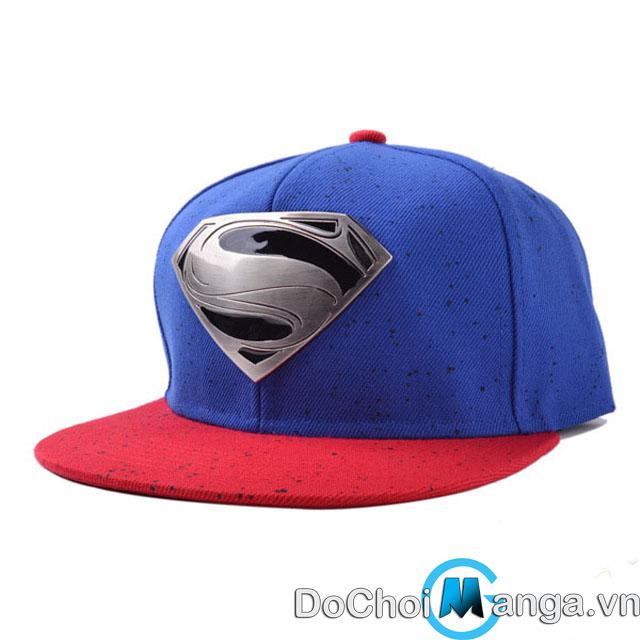 Mũ Snapback Superman MS1