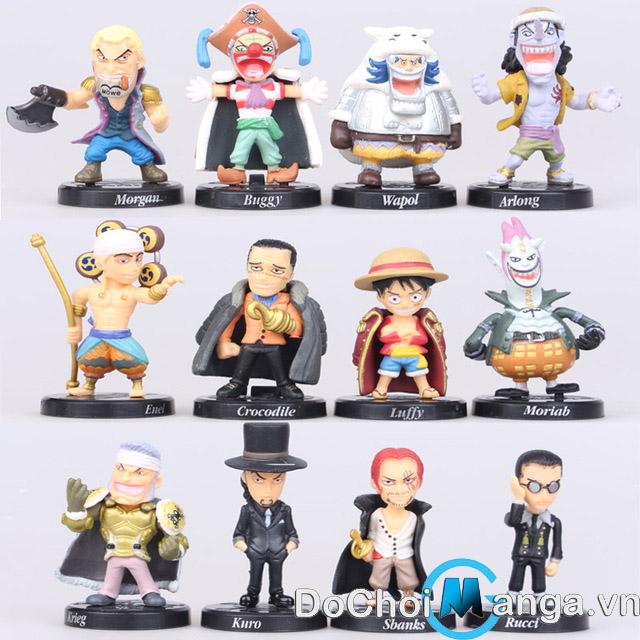 Bộ Mô Hình One Piece MS 38