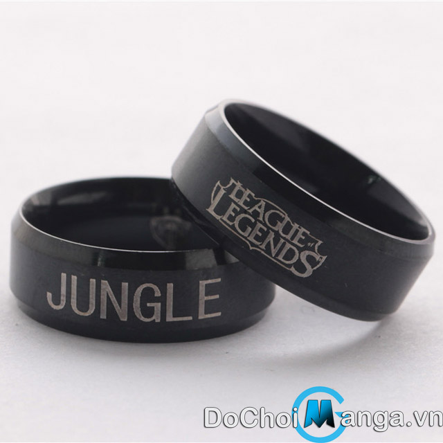 Nhẫn League of Legends Jungle