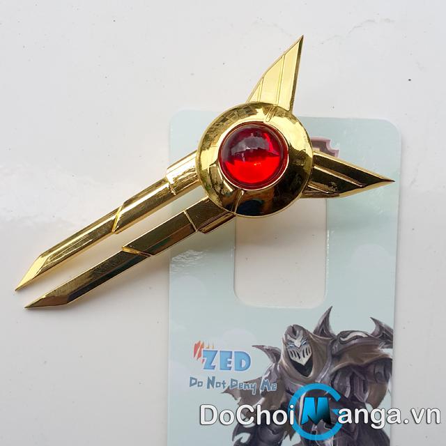 Nhẫn Vũ Khí Zed - LOLMS3