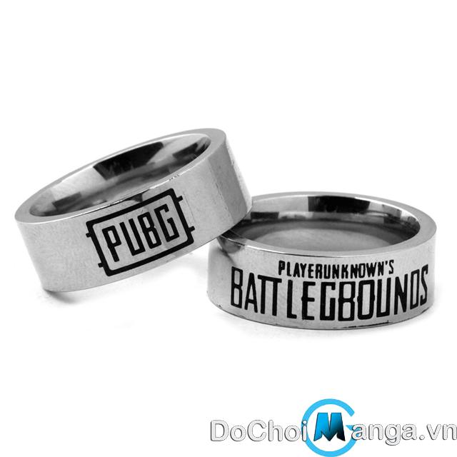 Nhẫn PlayerUnknown's Battlegrounds PUBG