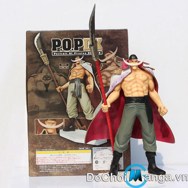 Mô Hình Râu Trắng POP One Piece MS1