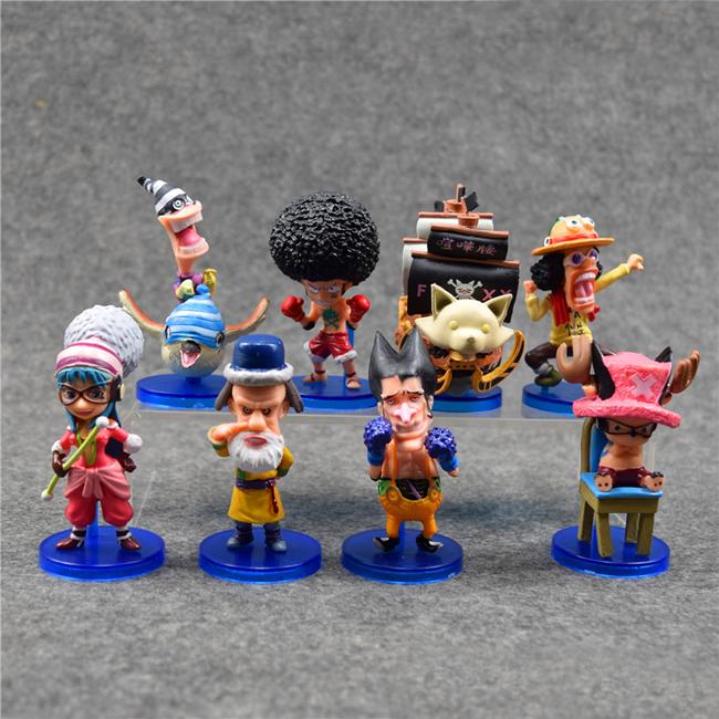 Mô Hình  One Piece MS8