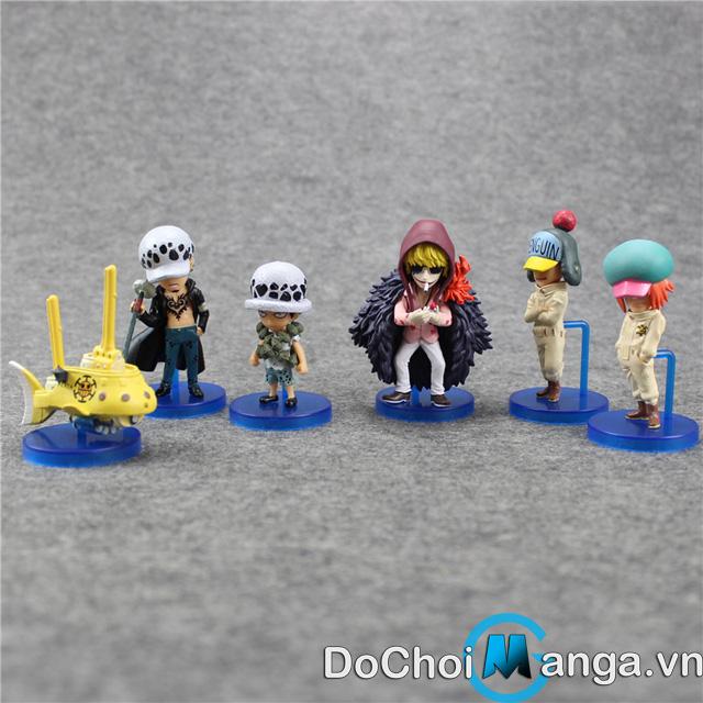 Bộ Mô Hình One Piece MS 34
