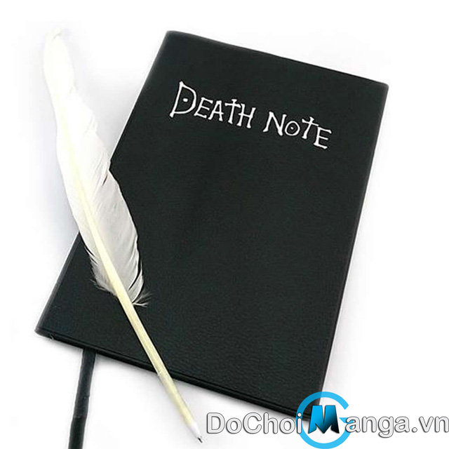 Quyển Sách Death Note MS1