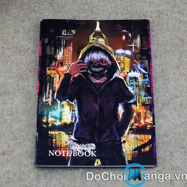 Quyển Sổ Tokyo Ghoul MS 1