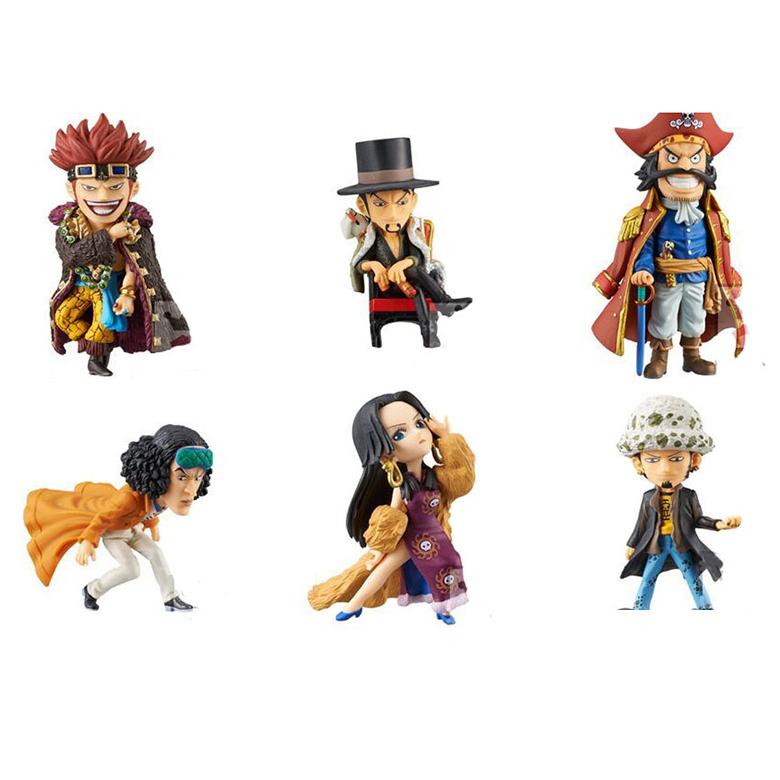 Bộ Mô Hình One Piece MS13