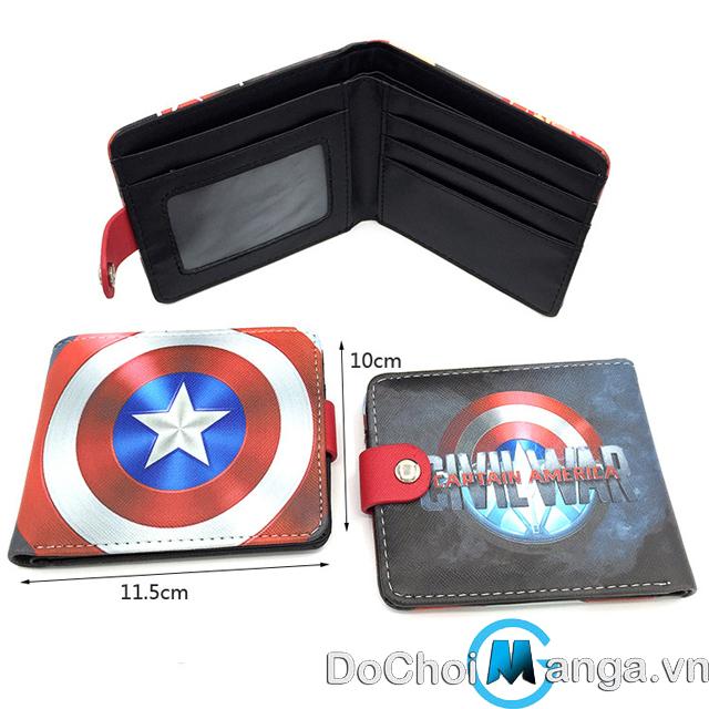 Ví Captain America