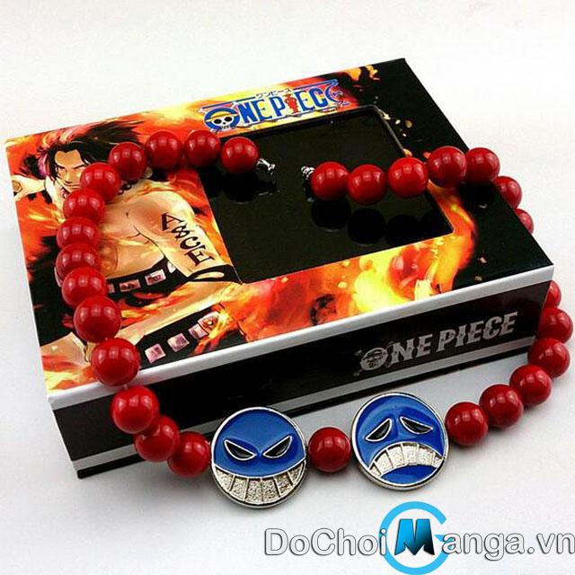 Vòng Cổ Ace - One Piece MS1