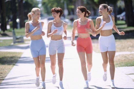 Lợi ích của tập thể dục trong ngày đèn đỏ - Cốc Nguyệt San Lincup