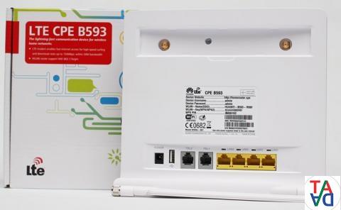 Huawei B593 - Thiết bị phát wifi 3G/4G tốc độ cao