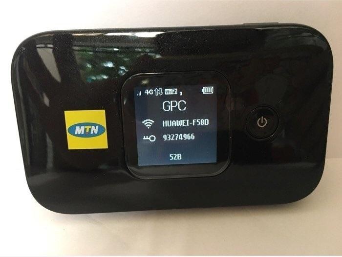 Huawei E5577 mặt trước
