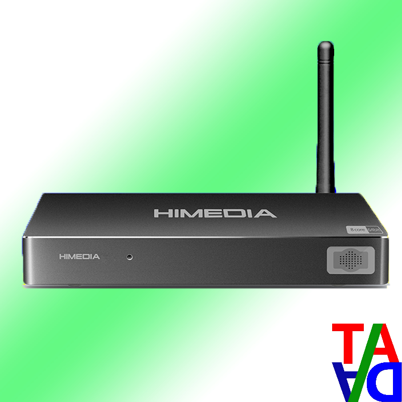 Himedia A5 - Android TV Box lõi 8, Android 6