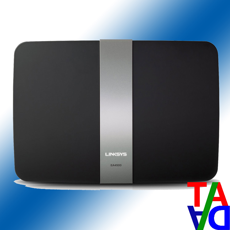 Linksys EA4500  - Router wifi 2 băng tần 900Mbps