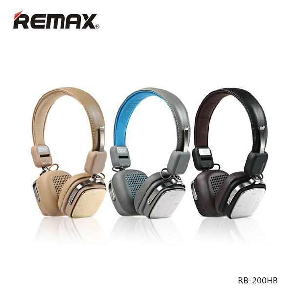 Tai nghe Bluetooth Remax RB-200HB