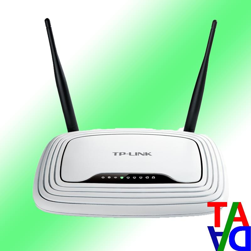 TPLINK WIRELESS ROUTER TL-WR841N