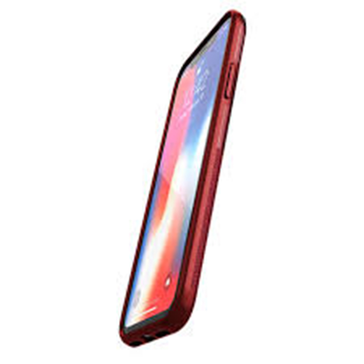 Ốp Lưng X-Doria 467797 Dash Cho iPhone XS (Burgundy)