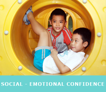 Social - Emotional Confidence