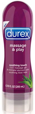 Gel bôi trơn Play Massage - Durex - DR04