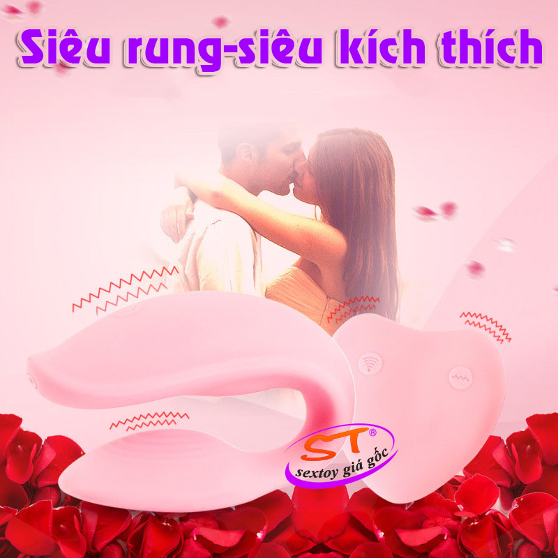 Massage điểm G cao cấp Love 2U Luxeluv Wowyes - DC040