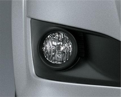 Đèn gầm Toyota Fortuner 2008 chính hãng