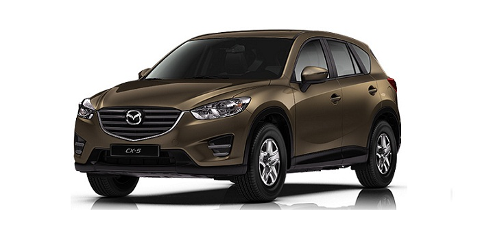 Mazda CX-5 Facelift 2WD 2.5L