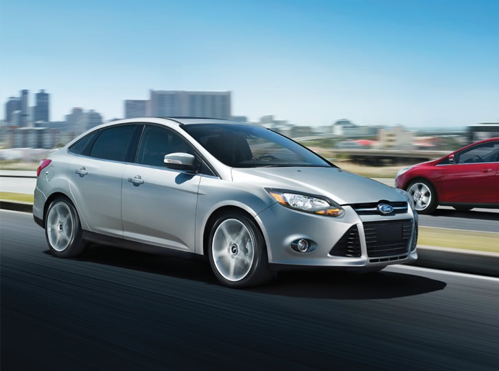 All-New Ford Focus 2.0L 4 cửa Titanium+ 6PS