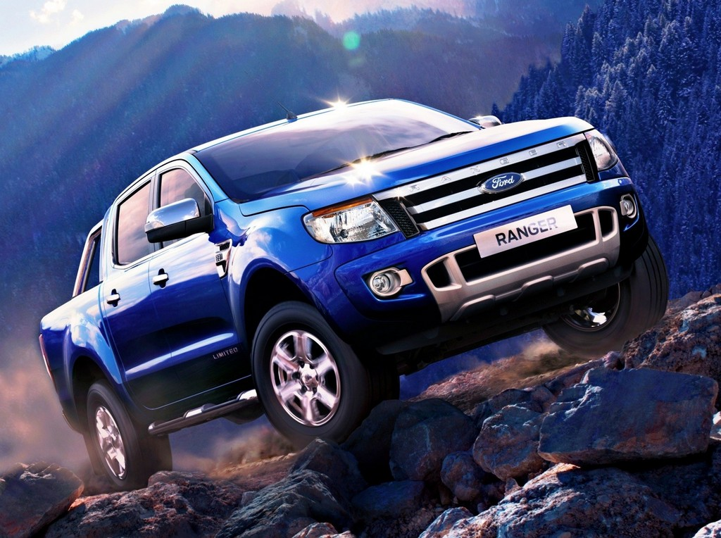 Ford Ranger Wildtrak 4×4 AT