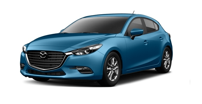 Mazda 3 Hatchback 1.5L NEW 2017