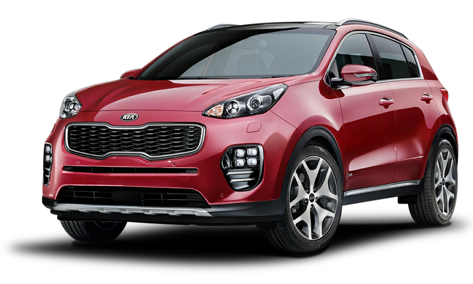 kia sportage all new