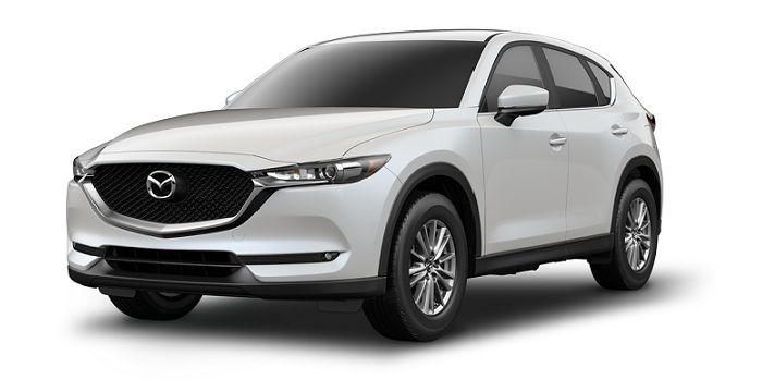 MAZDA CX-5 AWD 2.5L 2018 New