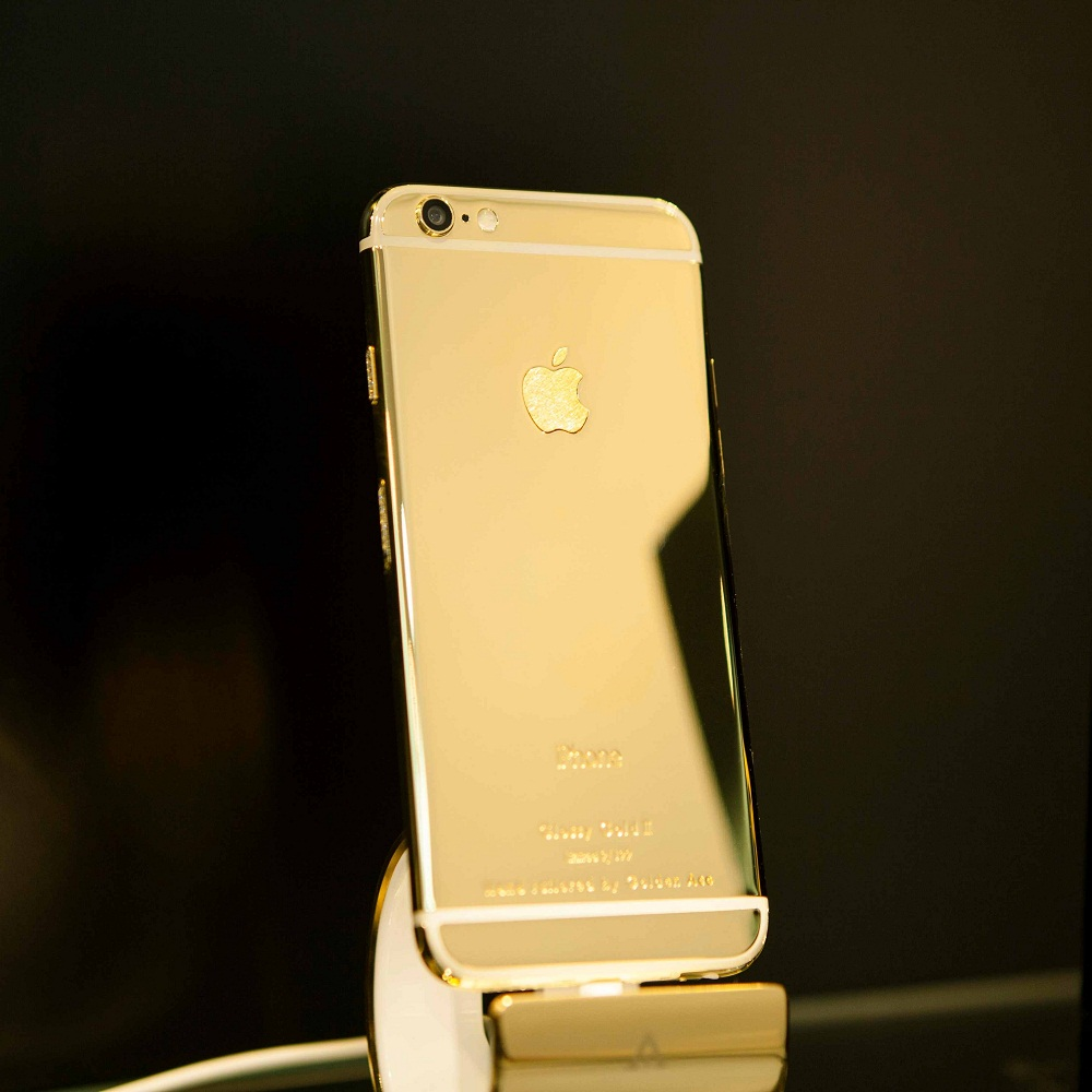 IPHONE 6 – 18K GOLD
