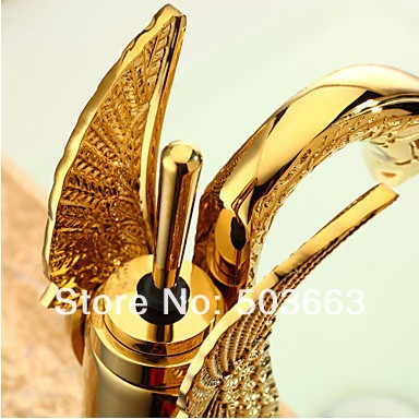 BỘ SEN VÒI – 24K GOLD