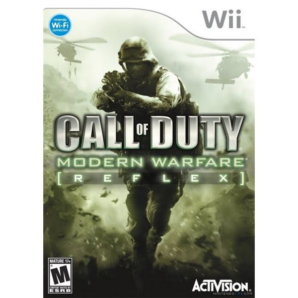 Call of duty Modern Warfare ( Reflex )