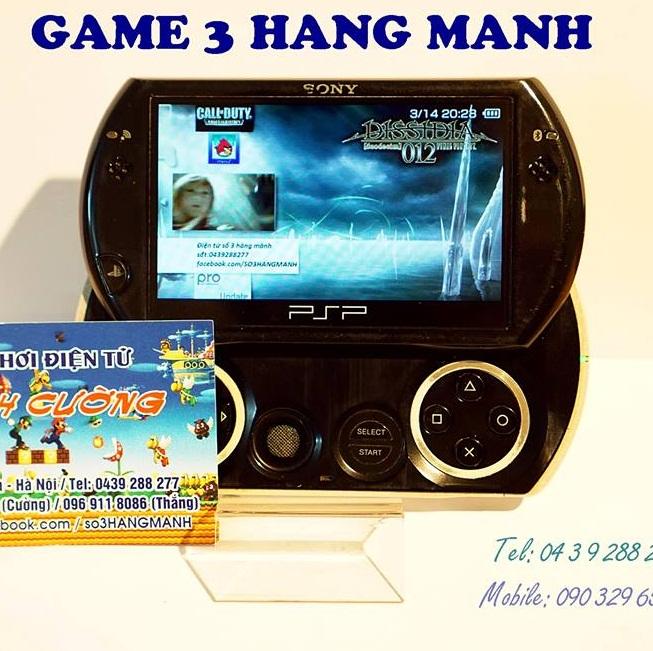 PSP GO- Hết Hàng
