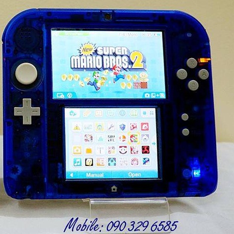 Hard Mod 2DS/3DS/New 3DS