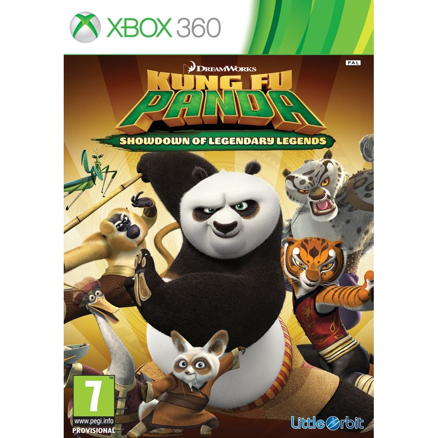 Kung Fu Panda: Showdown