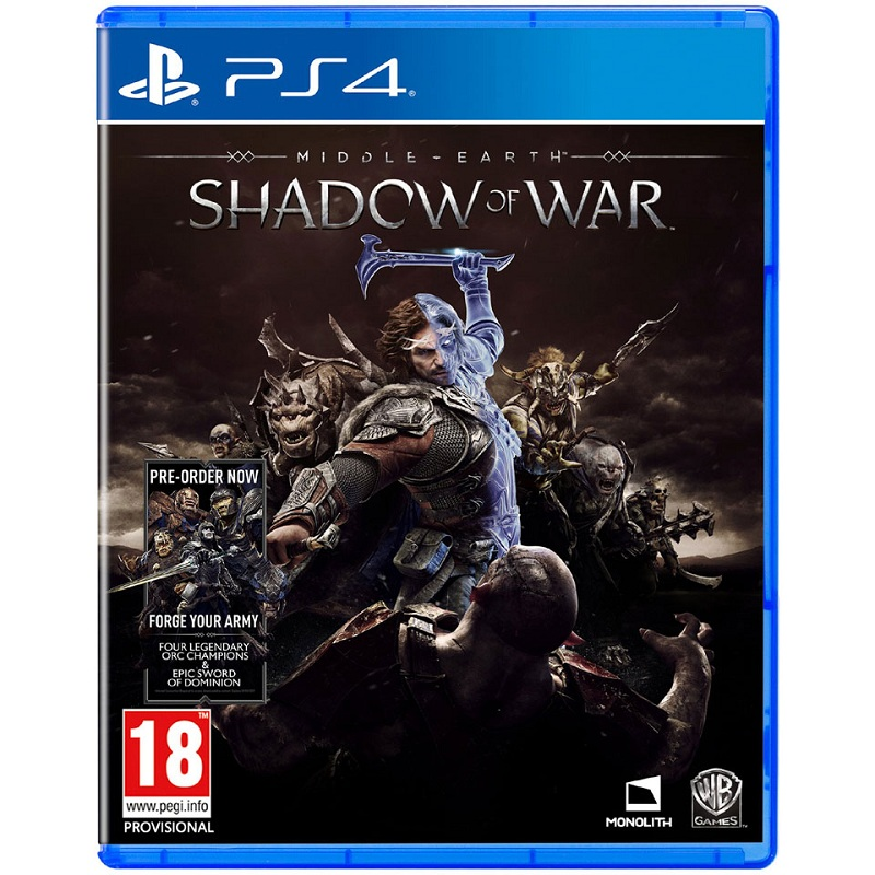 Middle-earth: Shadow of War  ( EU )