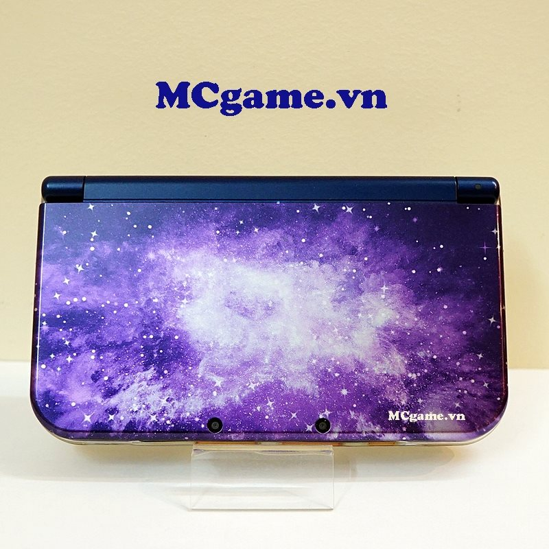 New Nintendo 3DS XL Galaxy Style, thẻ 32gb
