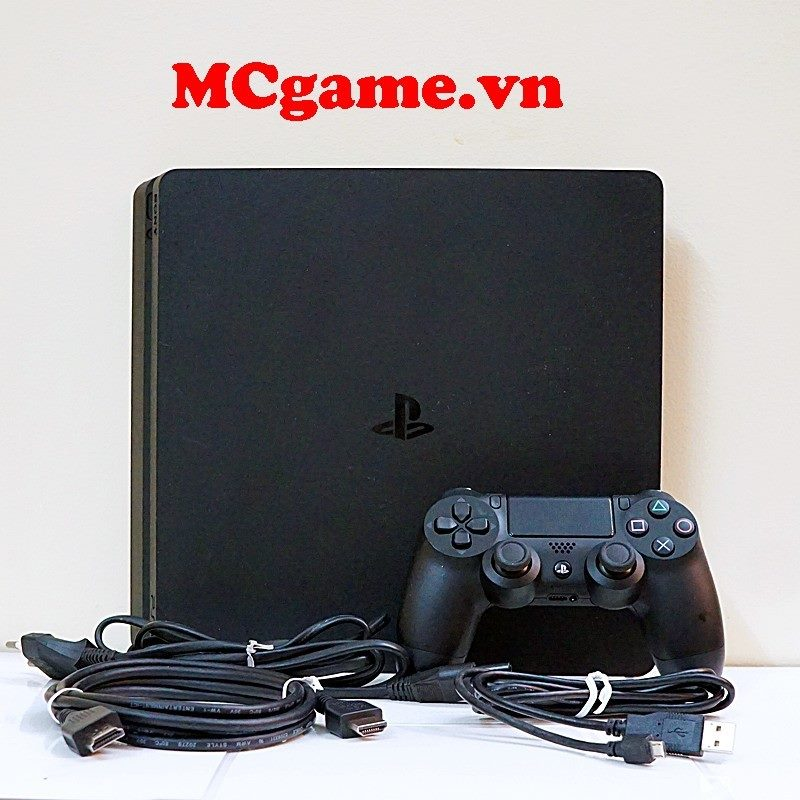 PS4 Slim 500gb - Hàng 2nd hand