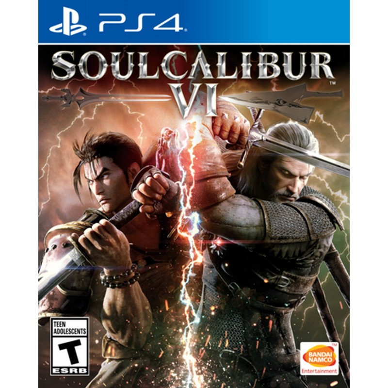 Soulcalibur 6 ( US )