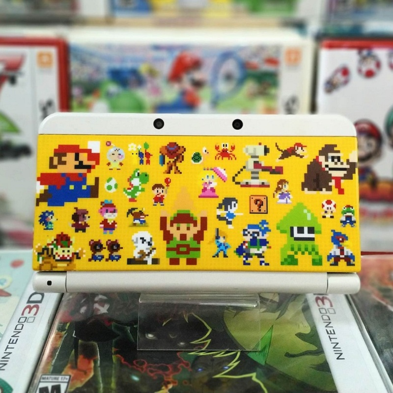 New 3DS Super Mario US--HẾT HÀNG