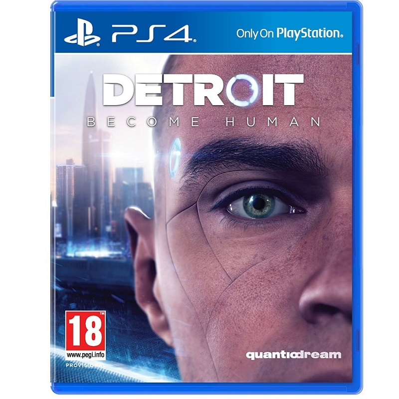 Detroit Become Human ( Asian )