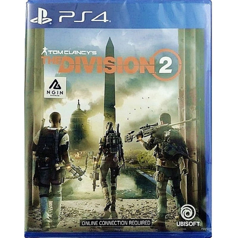 Tom Clancy's The Division 2 ( ASIAN )