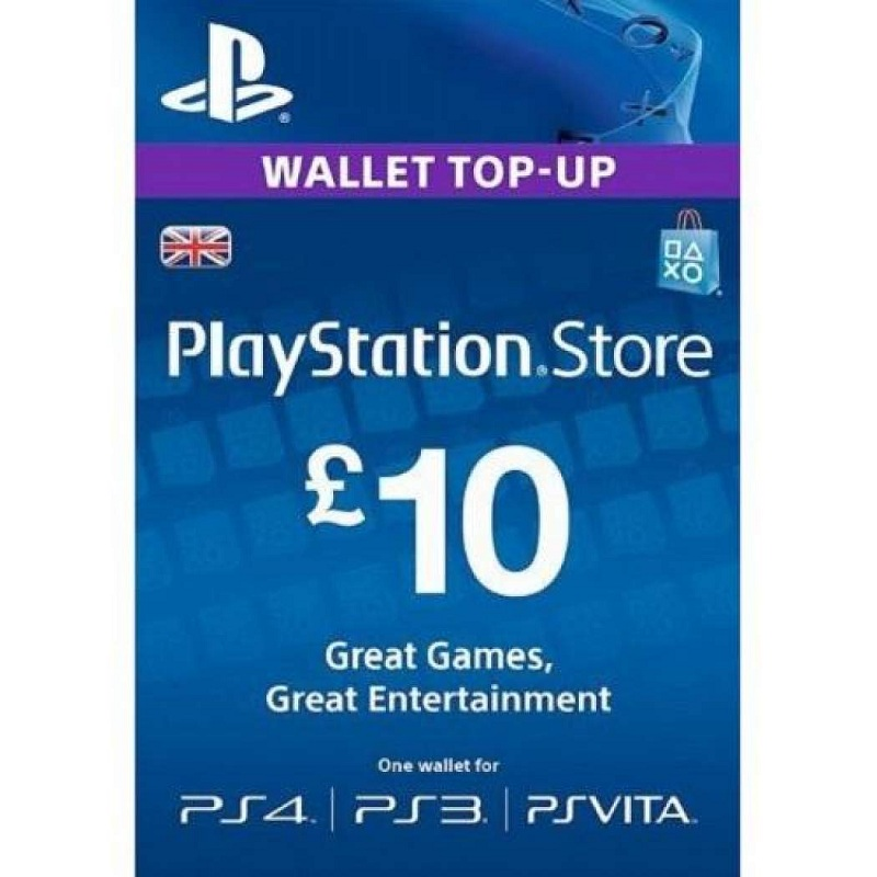 PSN Card 10GBP ( UK )