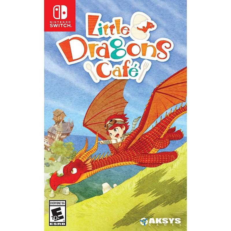 Little Dragons Cafe ( US )