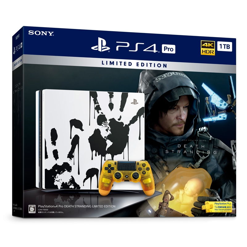 PS4 Pro Death Stranding Limited Edition--TẠM HẾT HÀNG