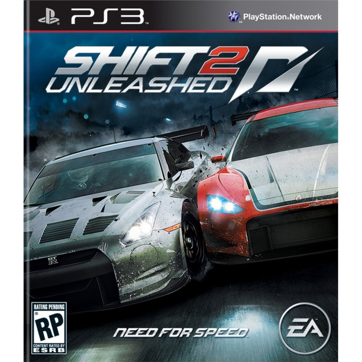 Need For Speed Shift 2---HẾT HÀNG